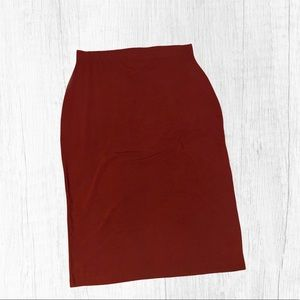 Simply Styled By Sears Pencil Skirt
